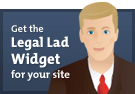 Get the Legallad Widget For Your Site