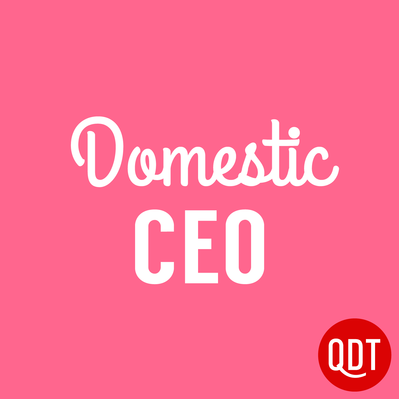 Domestic CEO's Quick & Dirty Tips to Managing Your Home