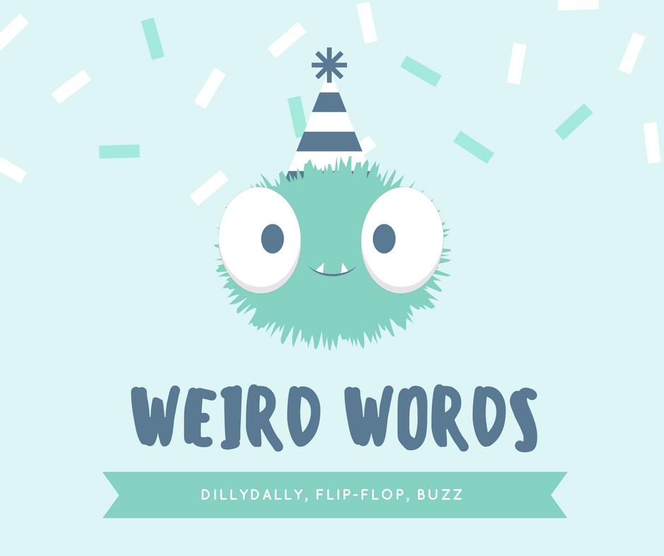 How Onomatopoeia and Reduplication Make Weird Words