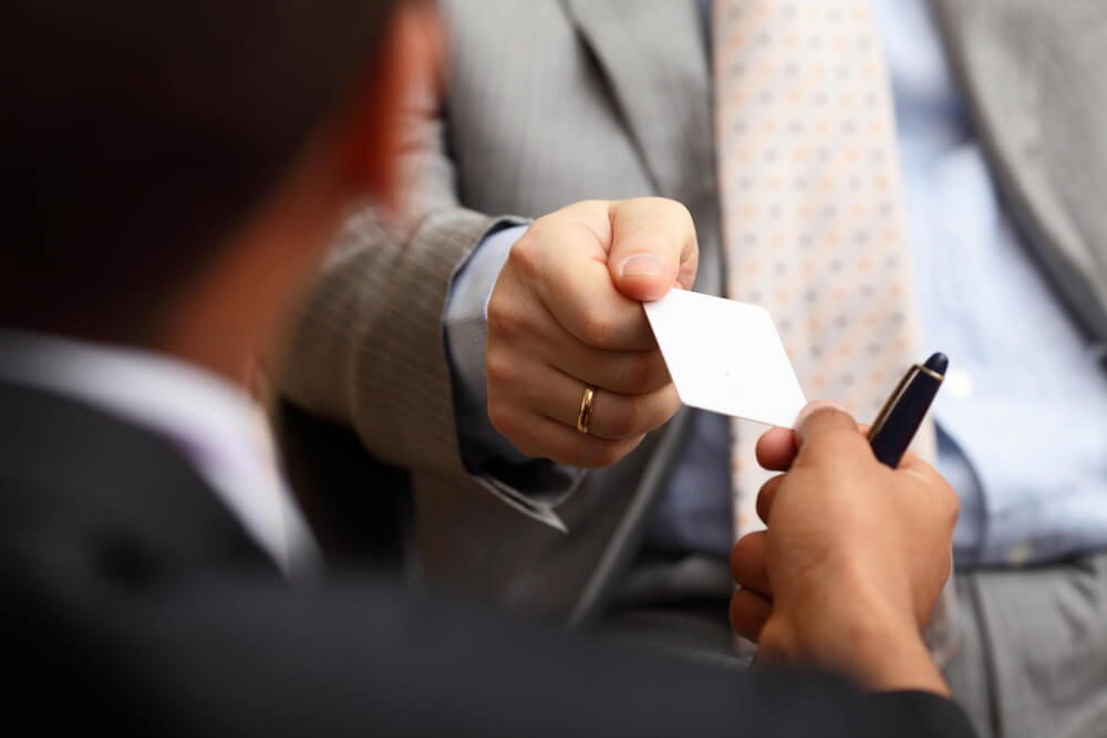 What Should You Put on a Business Card?