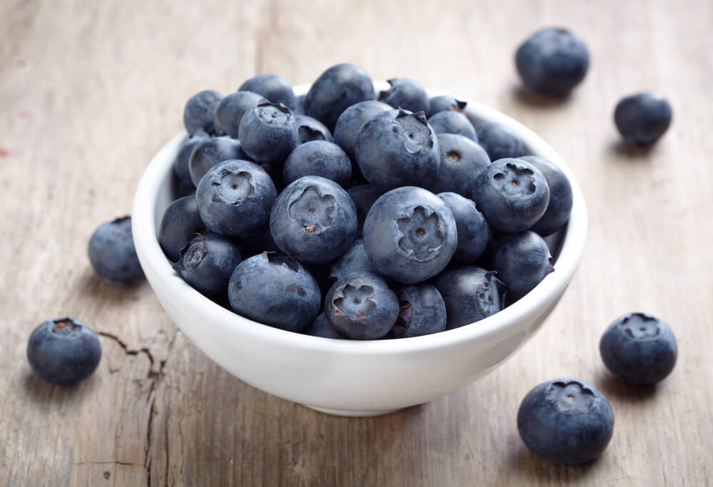 Image result for bowl of blueberries