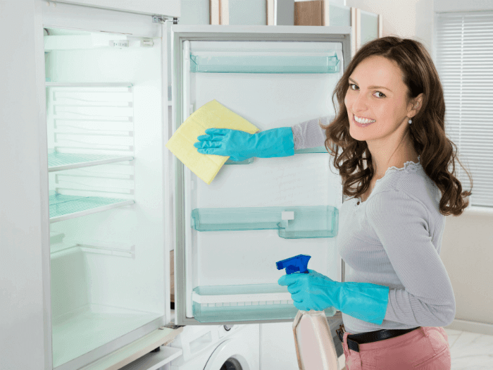 9 Tricks To Cleaning Your Fridge And Keeping It Clean