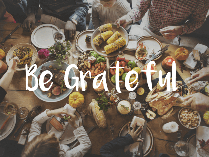 30 Ways to Be Grateful for Family and Friends