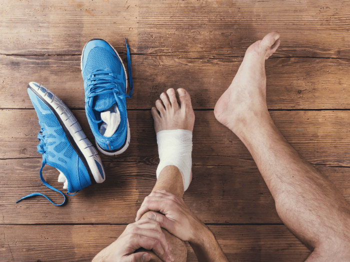 Why Tape My Ankle? - Hughston Clinic