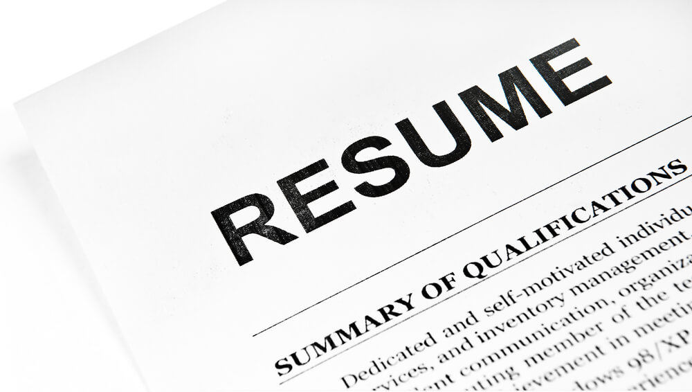 how to write a better résumé grammar girl