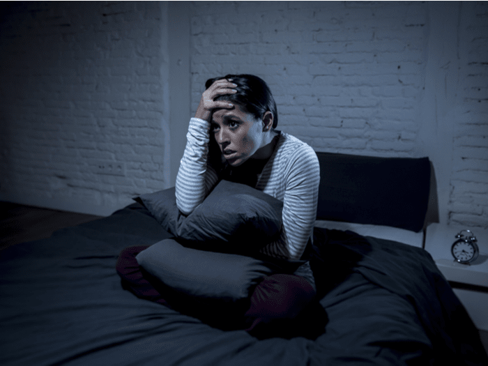 Ghosts in Your Bedroom?—It's Probably Sleep Paralysis