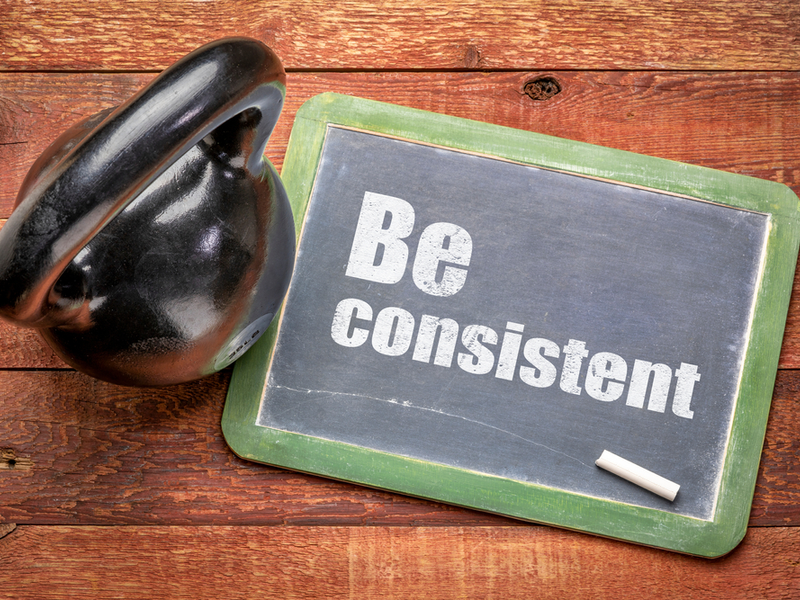 Why Consistency Is Fitness Magic (and It's Easier Than You Think)