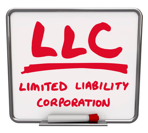 Limited liability corporation and limited liability partnership paper