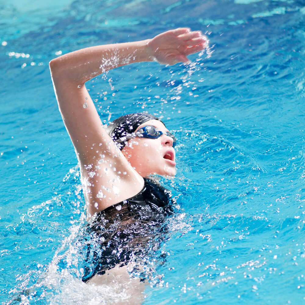 Is Swimming in Chlorine Bad for You?