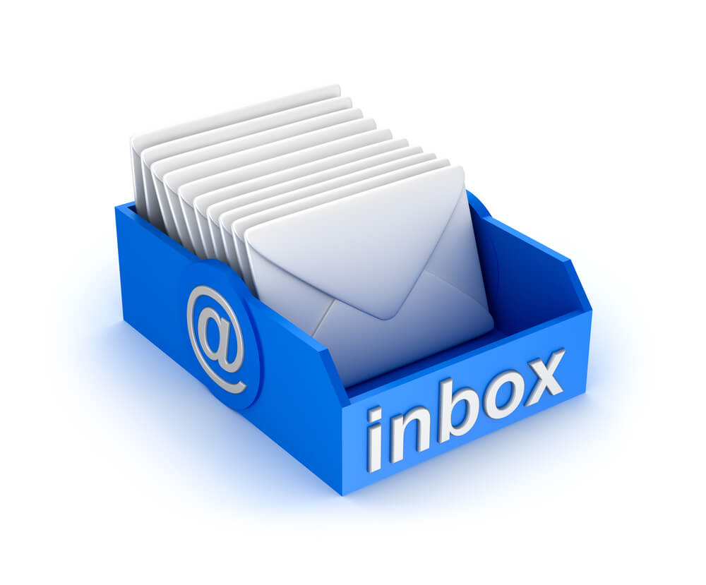 how to make junk mail go to inbox on computer