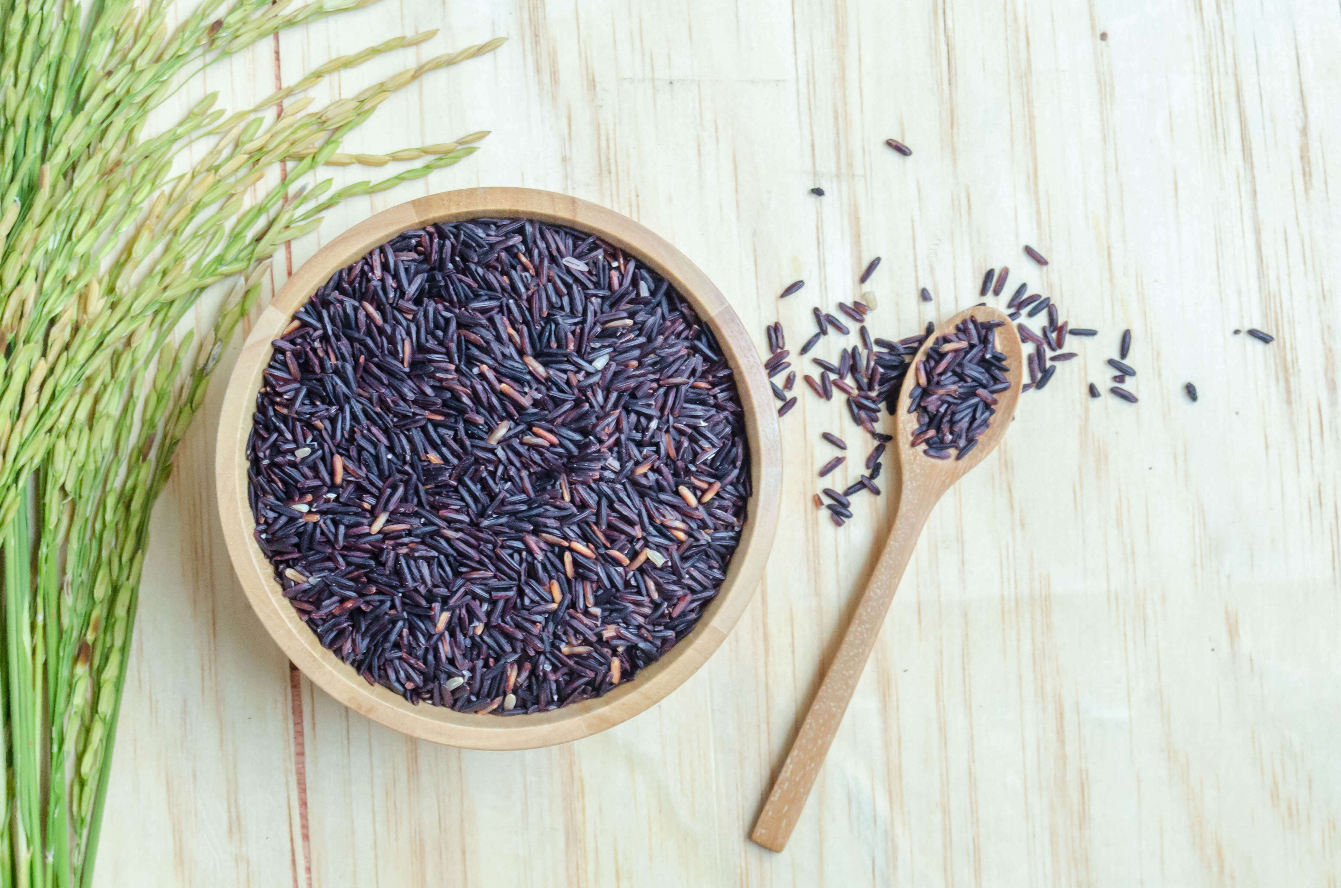 Is Black Rice More Nutritious Than Brown Rice? | Nutrition