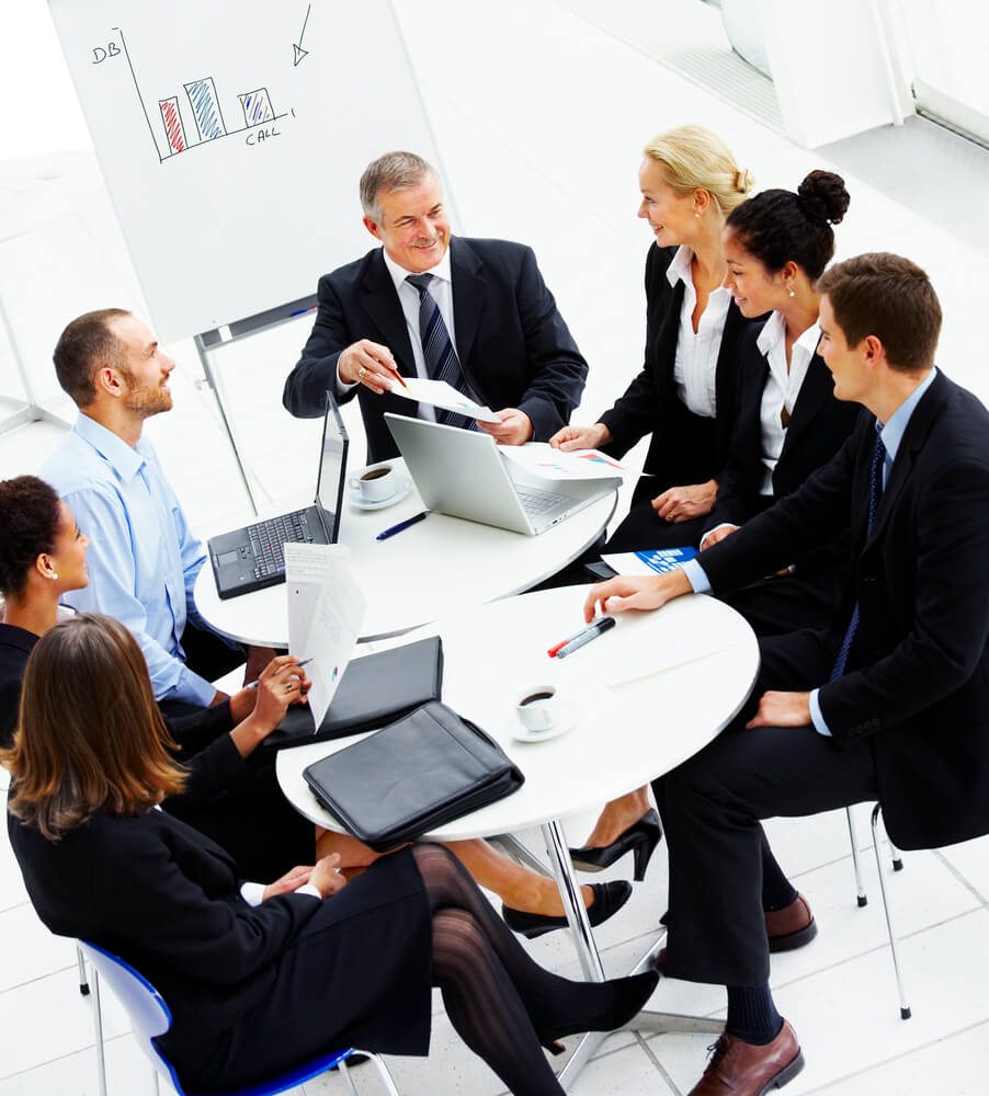7 Tips For Great Sit Down Presentations