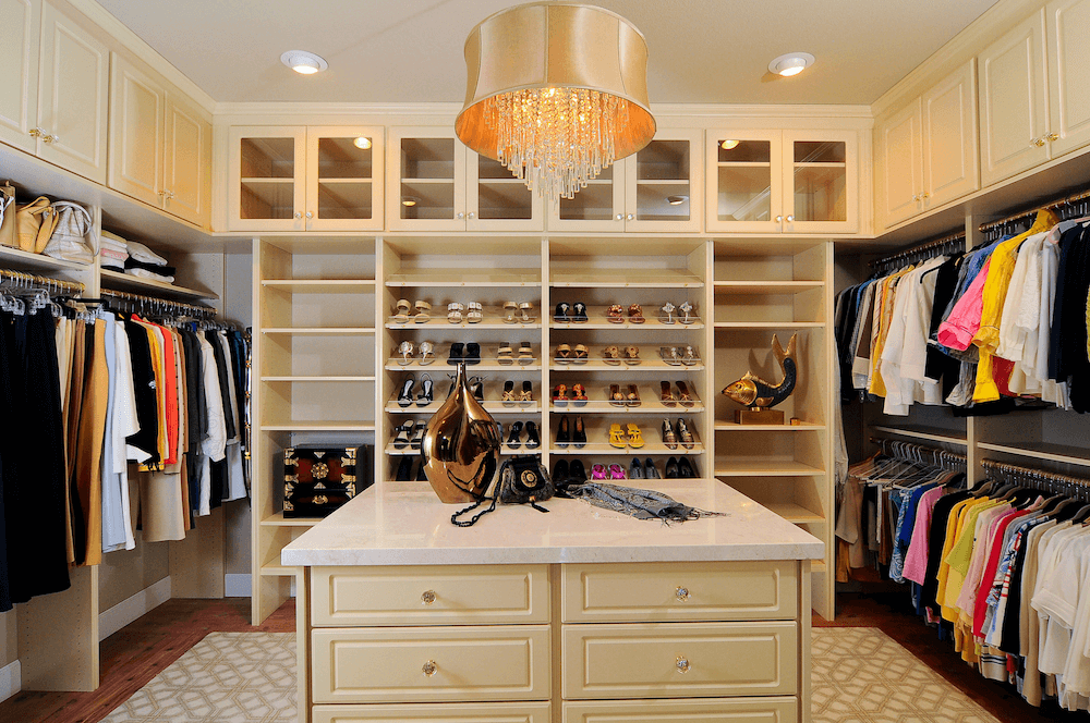 Tips To Organize And Get The Most Space Out Of Your Closet