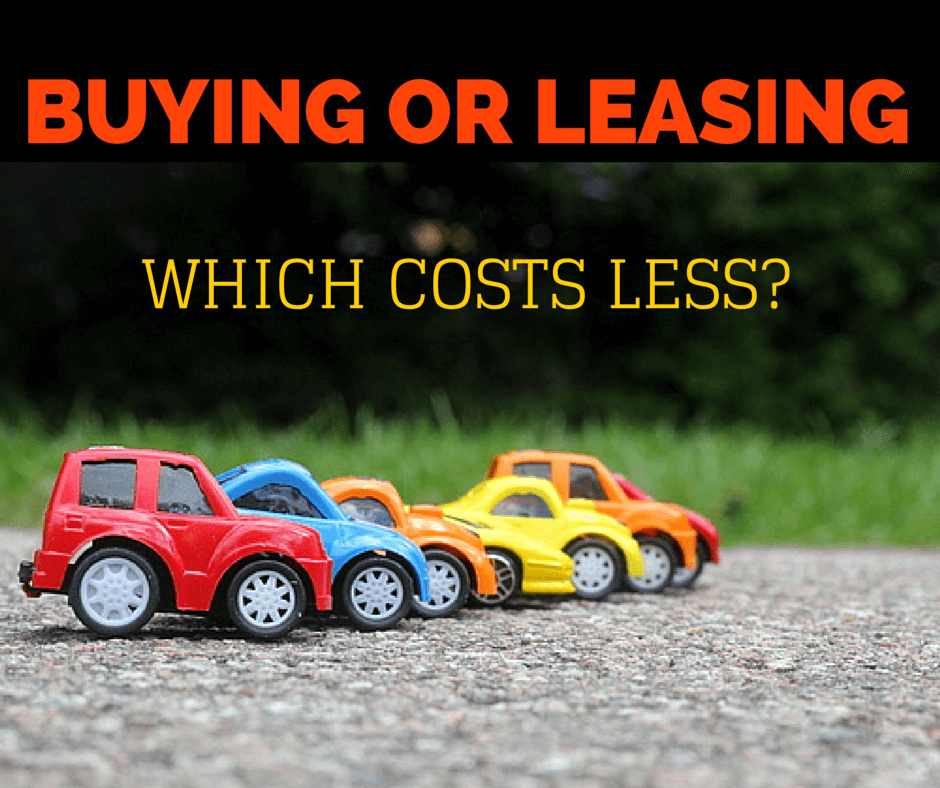 Money Girl : Buying Or Leasing A Car: Which Costs Less