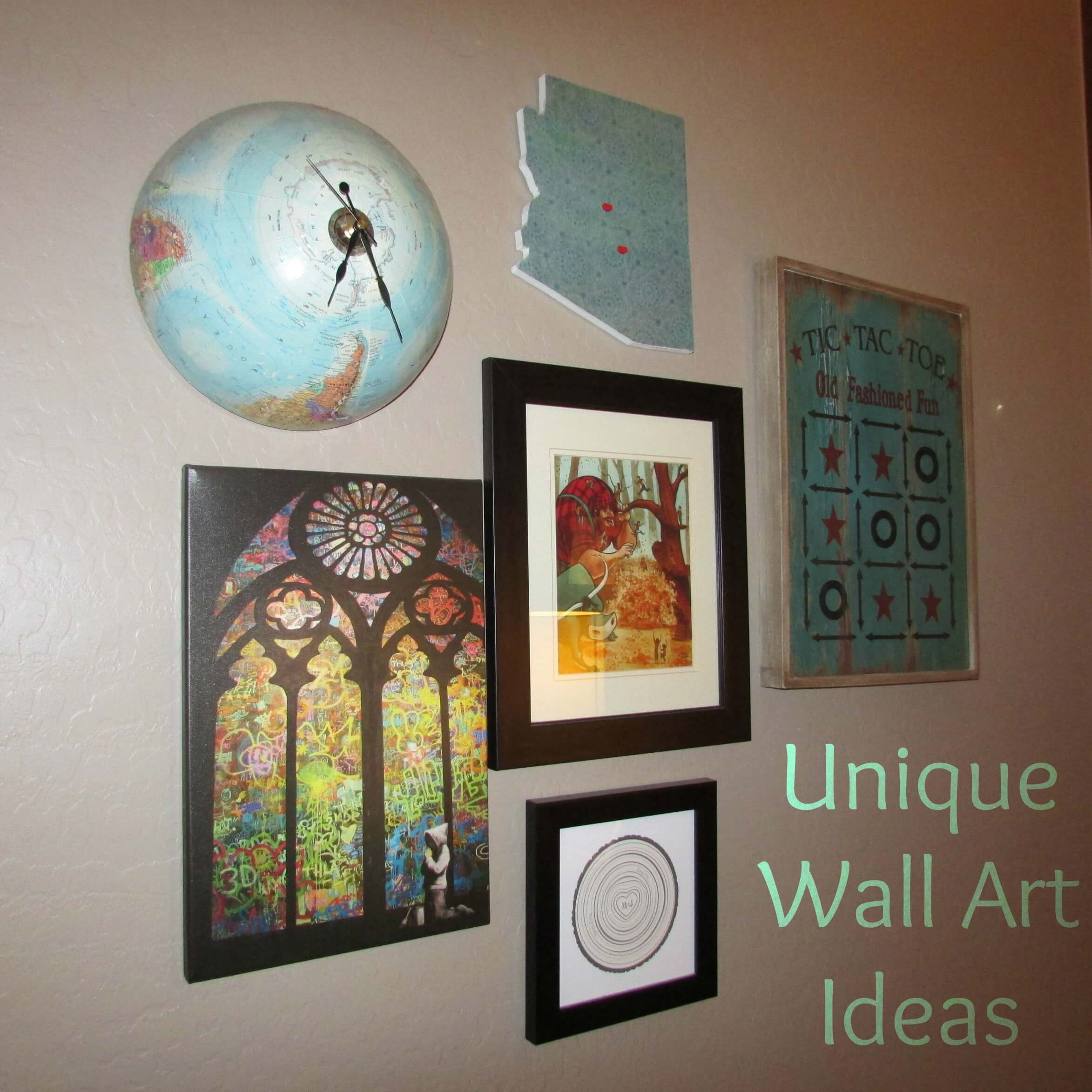 9 unique wall dcor ideas amipublicfo Image collections