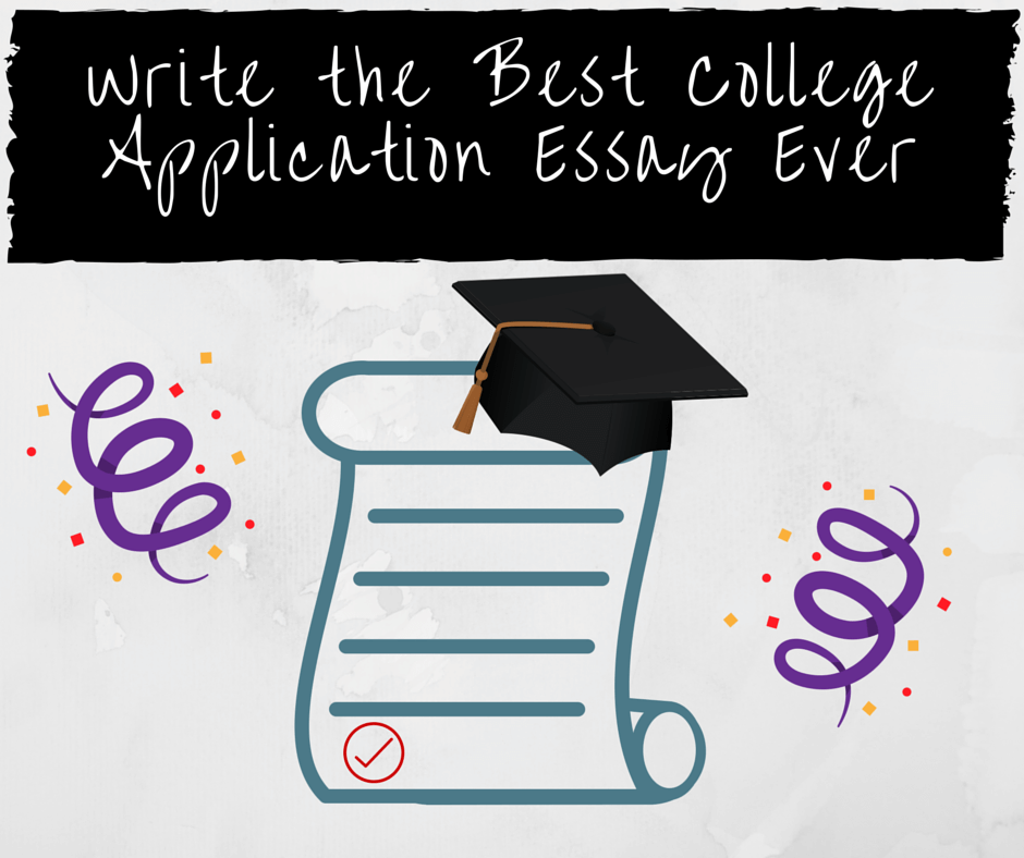 Grammar Girl : Write the Best College Application Essay Ever ...