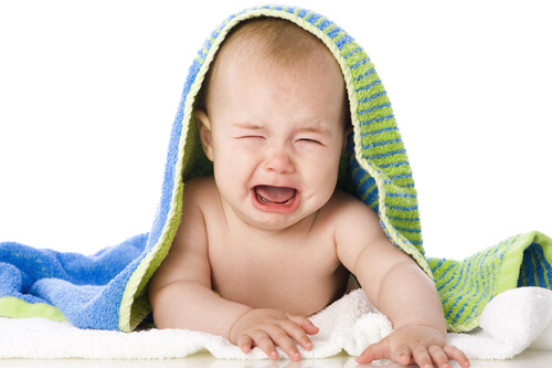 5 Ways To Handle A Cry Baby