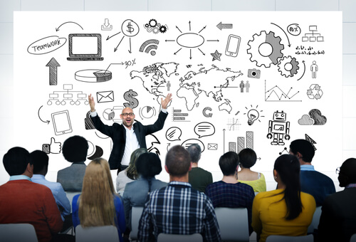 5 steps to the perfect business presentation