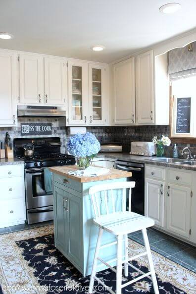 Great Ways For Lighting A Kitchen: 7 Budget Ways To Add Light To Your Dim Kitchen