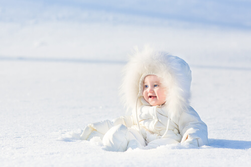 How To Care For Your Baby In Winter