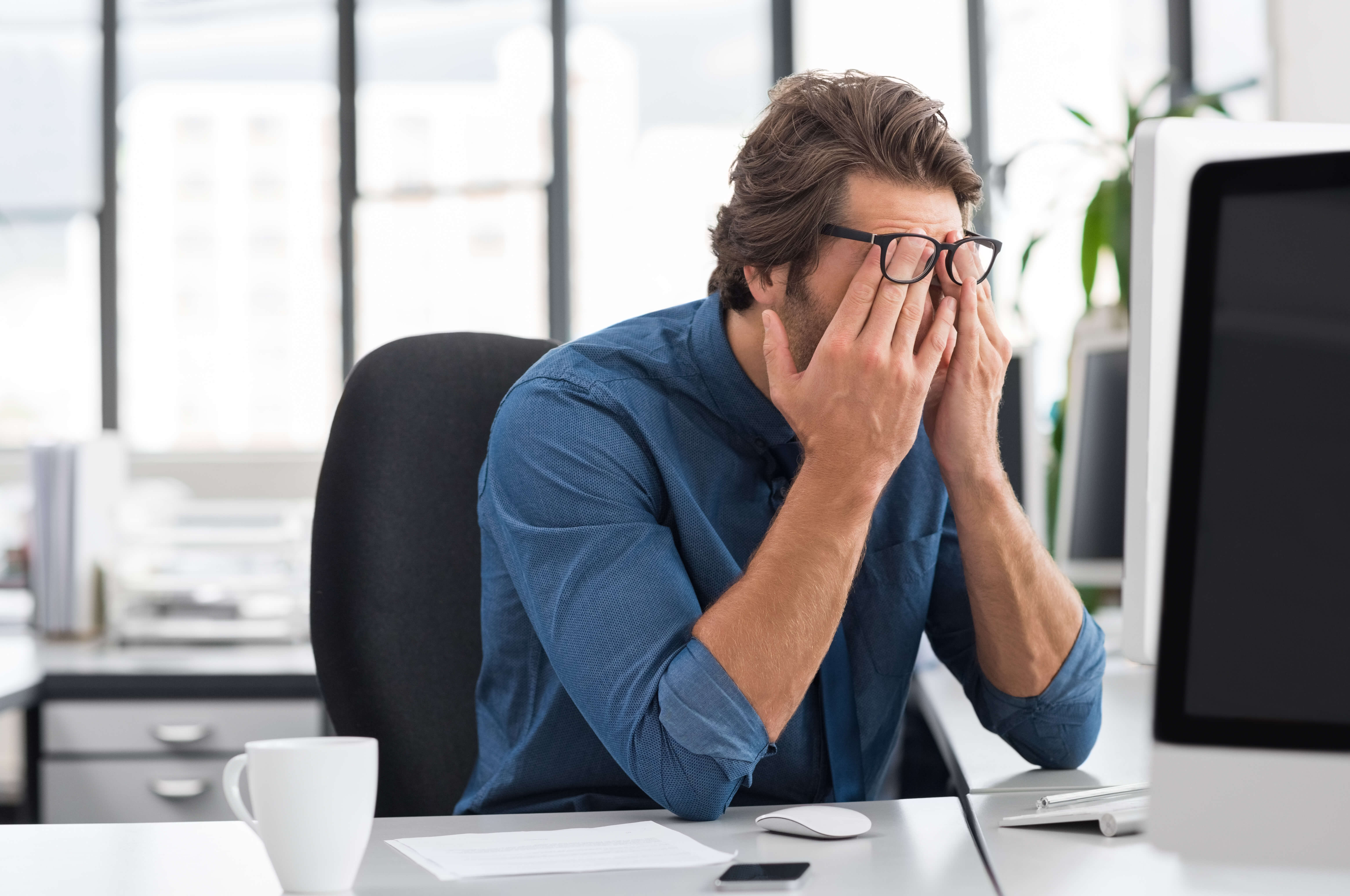 How To Repair Your Credit >> 8 Ways to Reduce Eye Strain