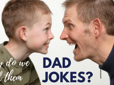 what is a dad joke?