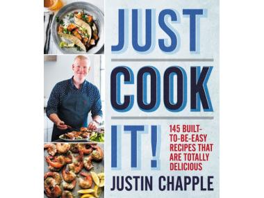 Food quick and dirty tips book cover of just cook it by justin chapple forumfinder Image collections
