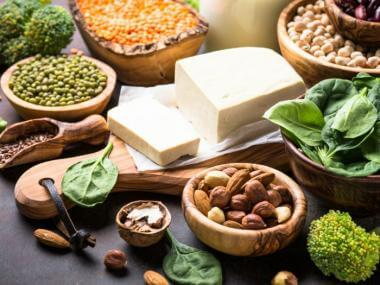 high protein density foods
