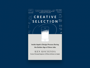 ken kocienda's book creative selection