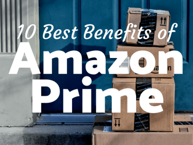 10 Best Benefits of an Amazon Prime Membership