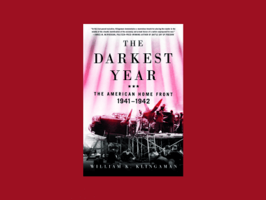 The Darkest Year book cover