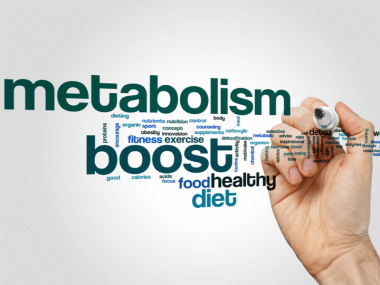 Photo of a metabolism word cloud