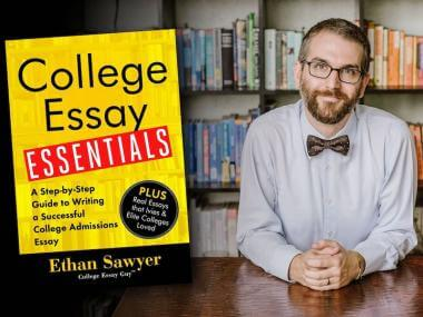 College Essay Essentials by Ethan Sawyer
