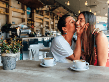 reconnecting mom daughter image
