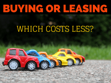 Buying or Leasing Which Costs Less?