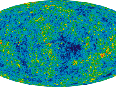 WMAP image of the CMB