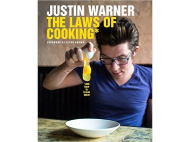 the laws of cooking by justin warner celebrity chef