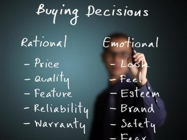 how to make purchase decisions