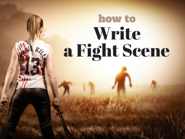 how to write a fight scene