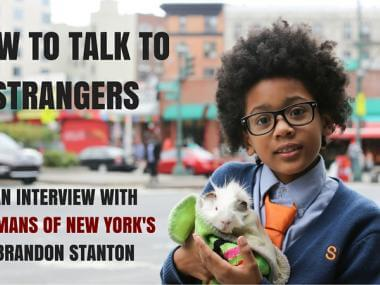 how to talk to strangers HONY brandon stanton