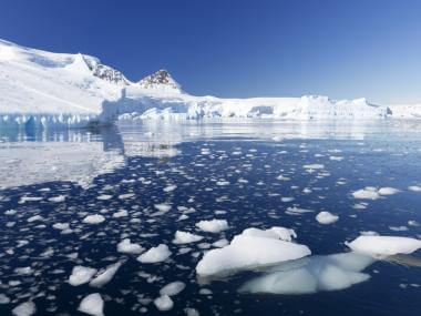 why the melting arctic sea ice matters