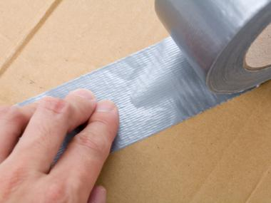 10 uses for duct tape