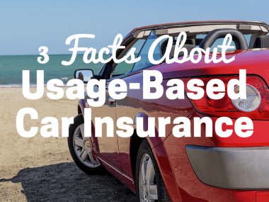 Usage-Based Car Insurance: 3 Facts That Can Save You Money