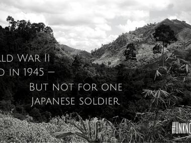 Hiroo Onoda: The Japanese Soldier Who Wouldn't Surrender