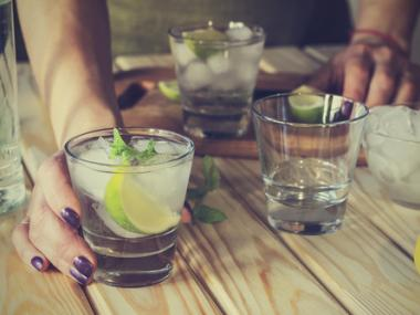 calories in alcohol causing your weight gain?