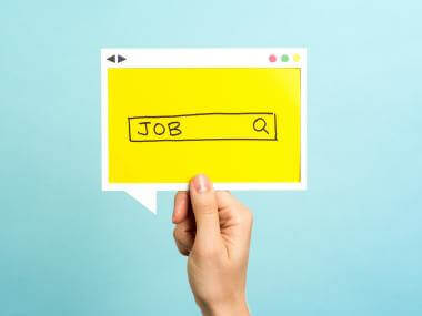 how to start a job search