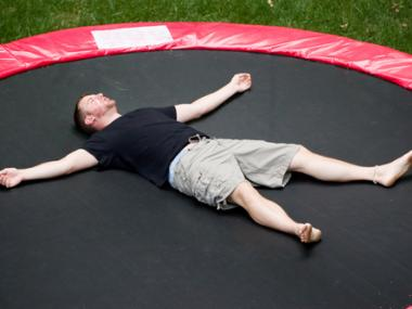 Can Trampolining Increase Your Fitness?