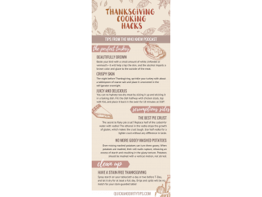 holiday hacks you need this thanksgiving