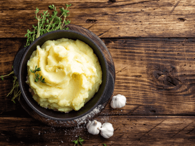 the secrets to making the best mashed potatoes