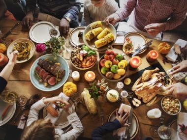 5 Fresh Ways to Celebrate Thanksgiving